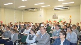 Abertura da SIPAT no HSI é marcada com palestra sobre Comunicação Assertiva