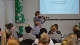 Com o tema POSTURA a SIPAT 2018 do HSI traz muitas reflexões e aprendizados