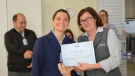 Direção do HSI empossa nova gestão da CIPA