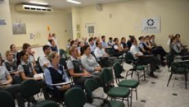 Filosofia de eliminação de desperdícios passa a ser implantada no Hospital Santa Isabel