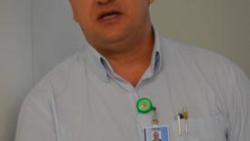 Dirceu Rodrigues Dias - Diretor de Operações do HSI
