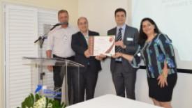 HSI comemora 109 anos recebendo certificado da ONA em cerimônia especial