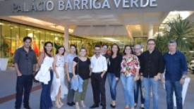 HSI foi homenageado como o melhor hospital transplantador de Santa Catarina