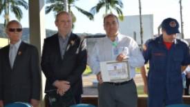 HSI recebe diploma de Amigo do 23º BI