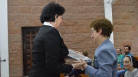 Irmãs da Divina Providência recebem homenagem na Igreja Matriz de Blumenau
