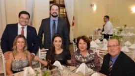Jantar da Amabel arrecada R$ 75 mil para o projeto Adote um Quarto