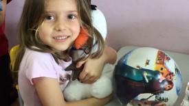 Maratona do Brinquedo leva alegria a crianças carentes