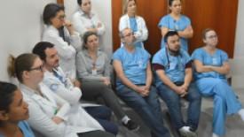 Redução de infecções na UTI é comemorada por profissionais do Santa Isabel