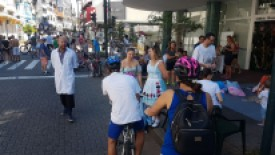 Santa Isabel Celebra o Dia Mundial da Saúde com a Comunidade