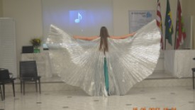 Semana da enfermagem do HSI conta com muito talento, arte e alegria