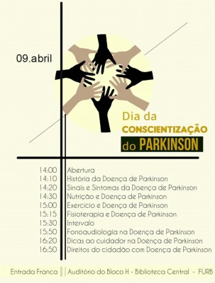 HSI e FURB Celebram Dia da Conscientização do Parkinson