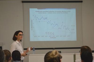Minicurso e palestras abordam o modelo de Ciência da Melhoria na Prática