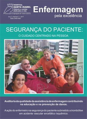 Revista Enfermagem pela Excelência 2017