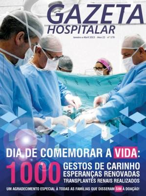 Revista Gazeta Hospitalar - Janeiro a Abril de 2015