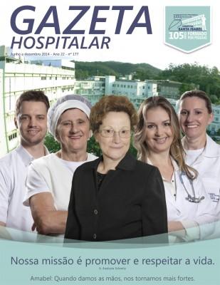 Revista Gazeta Hospitalar - 2º Semestre 2014