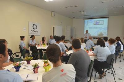 Segurança do paciente é tema de workshop nesta segunda-feira
