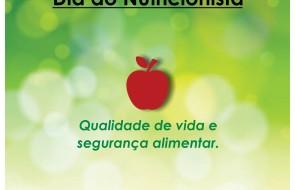 31 de Agosto � Dia do Nutricionista