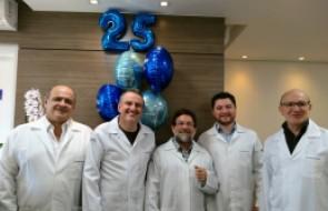 Cirurgia robótica urológica em evolução no Hospital Santa Isabel