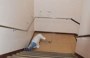 Conscientização sobre acidentes de trabalho marca a semana no Hospital Santa Isabel