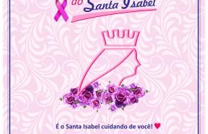 Dia Rosa do Santa Isabel