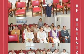 Equipe de Higienização participou de palestra com Eliane Wamser