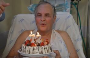 Festa de aniversário na UTI Coronariana emociona paciente e familiares