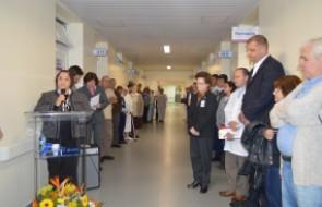 Gratidão marca a Cerimônia de Inauguração da reforma da Cardiologia