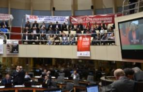 HSI Participou da Segunda Etapa da Campanha Nacional promovida pela CMB em defesa do SUS