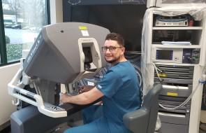 HSI está habilitado a realizar cirurgias robóticas torácicas após certificação de especialista