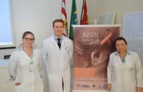 "HSI recebe palestra da campanha ""Abril Marrom"" a convite da CIPA"
