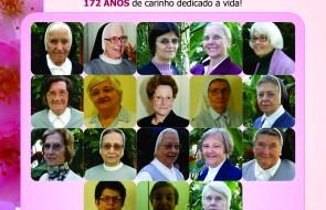 Irmãs da Divina Providência Comemoram 172 Anos de Fundação