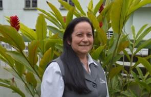 Mônica Manke, Coordenadora da Pastoral e Espiritualidade - Perfil 110 anos