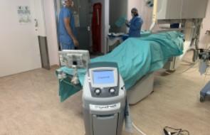 Novo equipamento para exames de angiografia está disponível para os pacientes