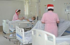 Pacientes recebem homenagem especial no Santa Isabel