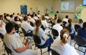 Saúde Mental foi tema de SIPAT do Hospital Santa Isabel