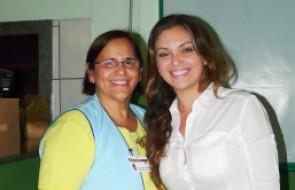 """Voluntariado da Saúde realiza palestra """"Vida em Equilíbrio"""" para homenagear as mamães"""